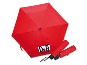 duff beer deštník