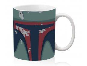 Hrnek Star Wars - Boba Fett 600ml