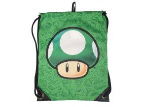 Vak na záda Nintendo - Super Mario Mushroom