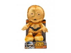 Plyšák Star Wars - C3PO