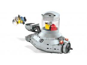 Mimoni skladací ponorka
