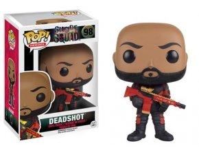 FUNKO Figurka Sebevražedný oddíl - Deadshot