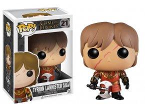 FUNKO Figurka Hra o trůny - Tyrion in Battle Armor