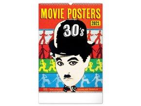nastenny kalendar retro plakaty 2021 33 x 46 cm 736019 17