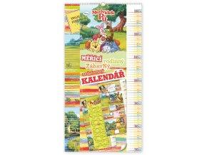 w disney medvidek pu merici kalendar 33 x 64 cm 27 0