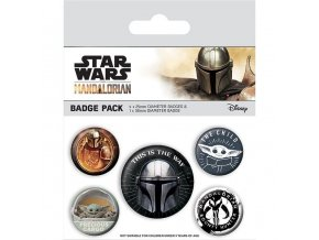 sada placek star wars mandalorian this is the way 5f2cf58183bc7