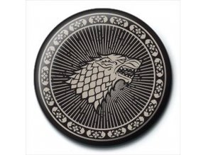 hra o truny game of thrones placka stark sigil