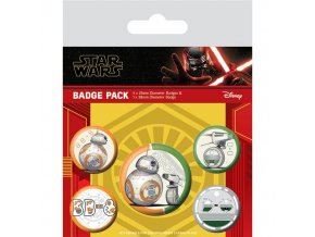 star wars sada placek rise of skywalker droids 5 ks