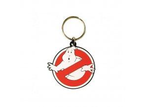 ghostbusters krotitele duchu privesek na klice klicenka logo