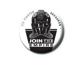 star wars placka join the empire