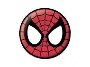 mavel avengers spider man placka