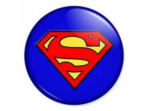 dc comics superman placka logo