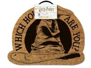 Rohožka Harry Potter - Moudrý klobouk
