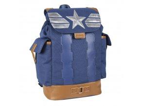 marvel avengers cestovni casual batoh captain america