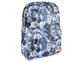marvel avengers skolni batoh postavy