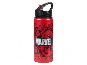 marvel nerezova lahev na piti avengers