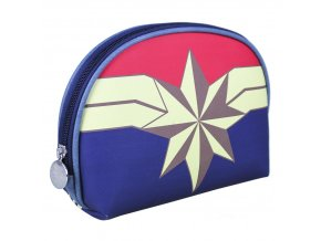 marvel avengers toaletni taska captain marvel