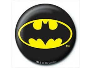 dc comics batman placka logo