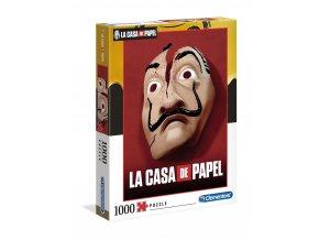 la casa de papel puzzle mask