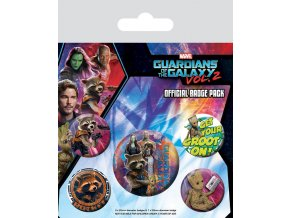 strazci galaxie guardians of the galaxy sada placek rocket and groot