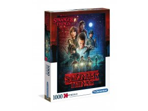 stranger things puzzle season one