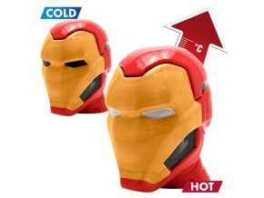 marvel avengers promenovaci 3d hrnek iron man
