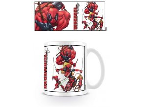 marvel deadpool hrnek family