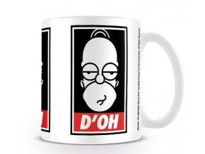 hrnek simpsons simpsonovi mug 2