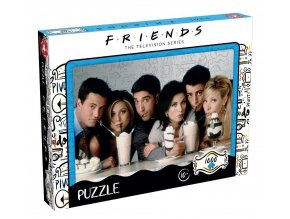 puzzle friends přátelé 1000