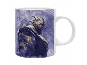 marvel avengers hrnek 320 ml thanos