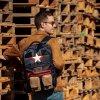 marvel avengers cestovni batoh captain america 9