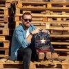 marvel avengers cestovni batoh captain america 10