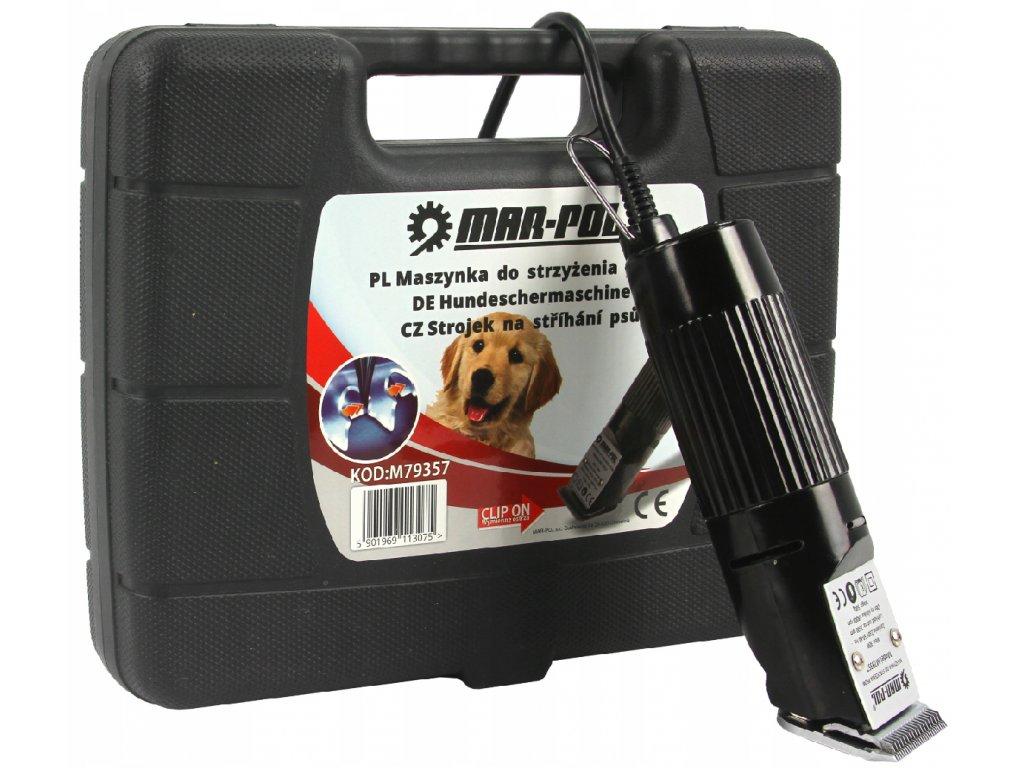 Strojček na strihanie psov 55W
