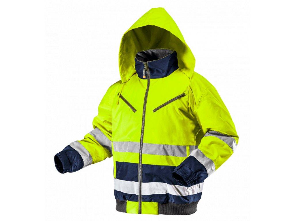 pracovná reflexná bunda