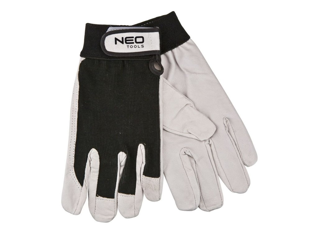 koženné rukavice