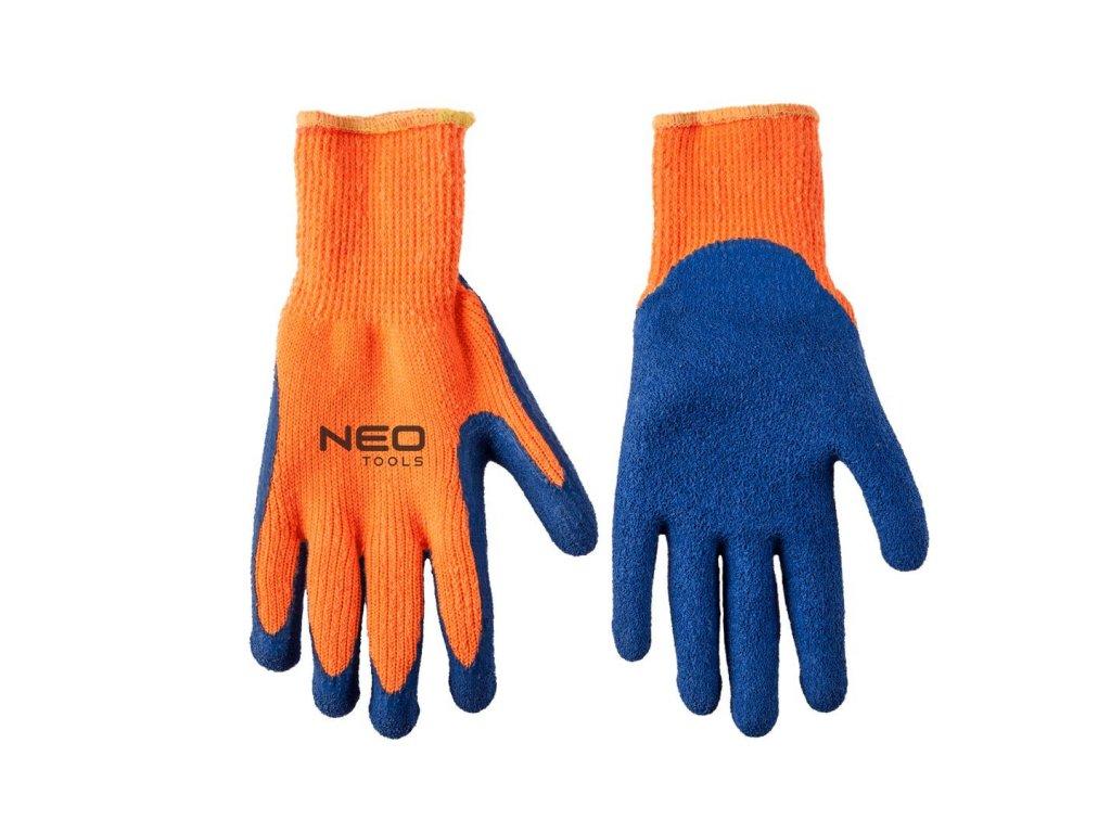 pracovné rukavice zimné