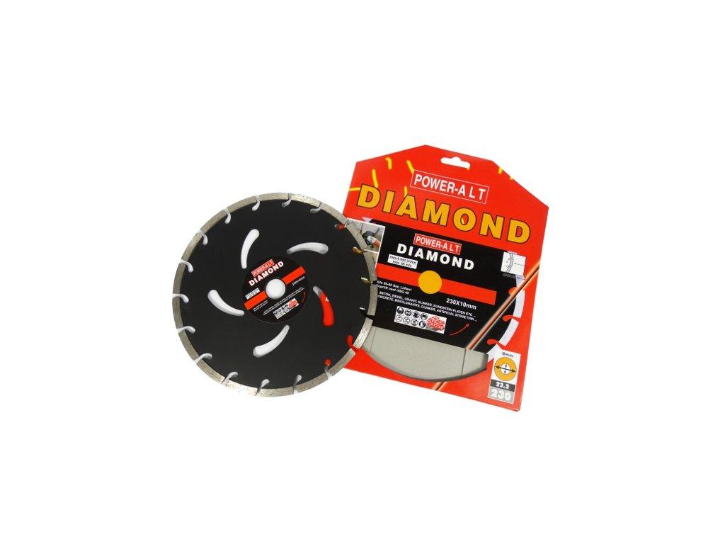 Diamantový rezný kotúč 230 X 22.2mm