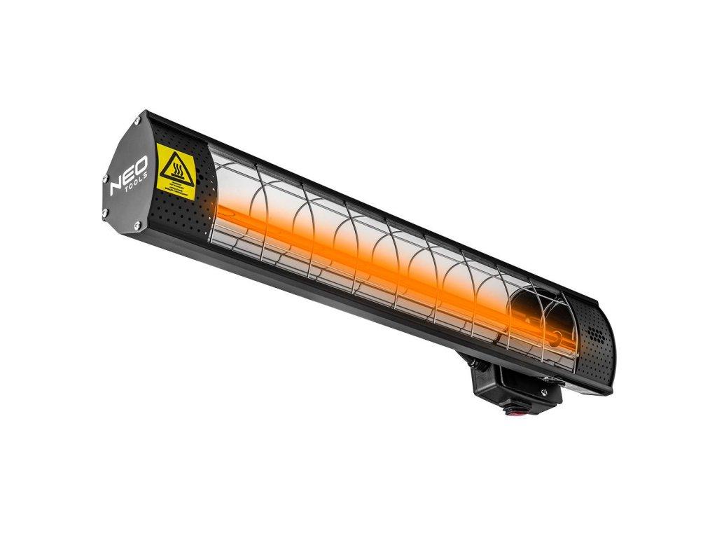 infračervený žiarič