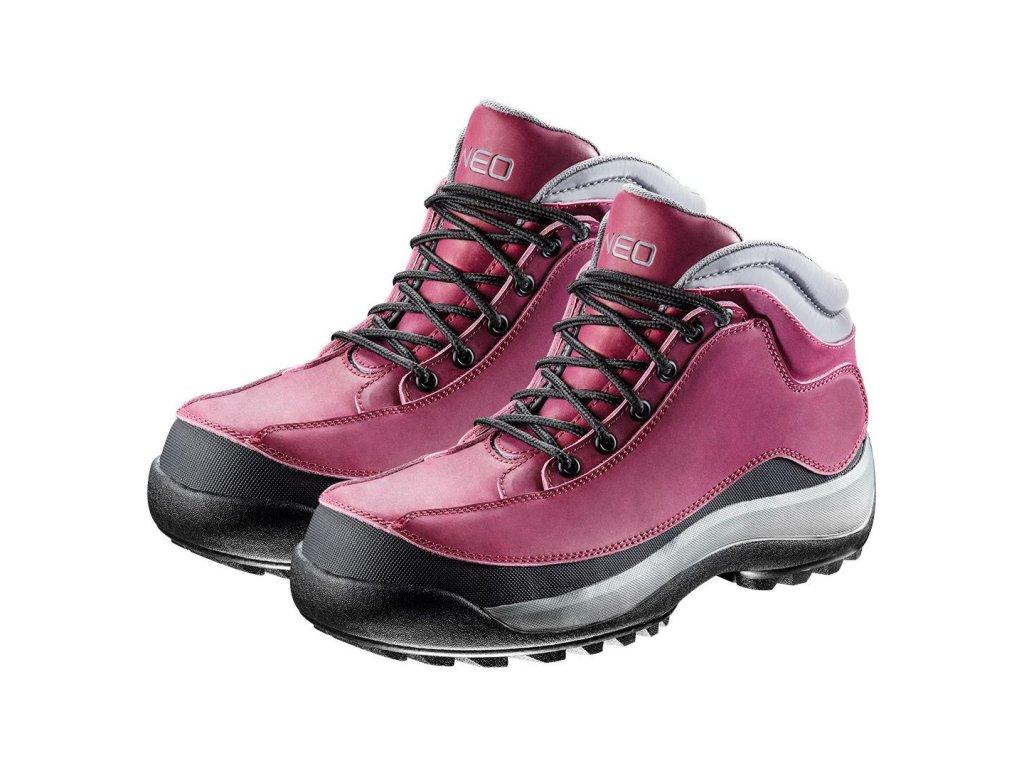 NEO 82-540 Dámske pracovné topánky S3 SRC koža