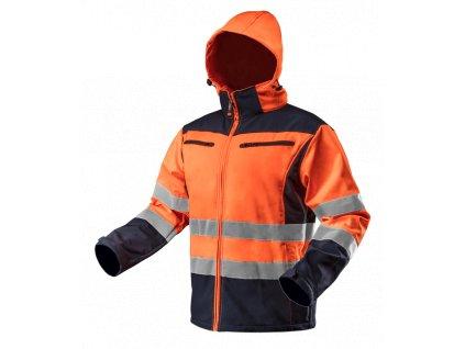 pracovná reflexna bunda