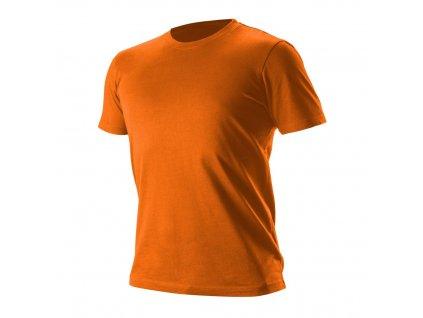 NEO 81-611 Tričko s krátkym rukávom, oranžové