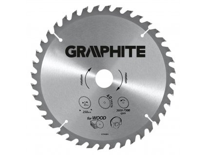 pílový kotúč graphite