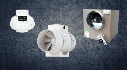 Vybíráme vhodný ventilátor do growboxu