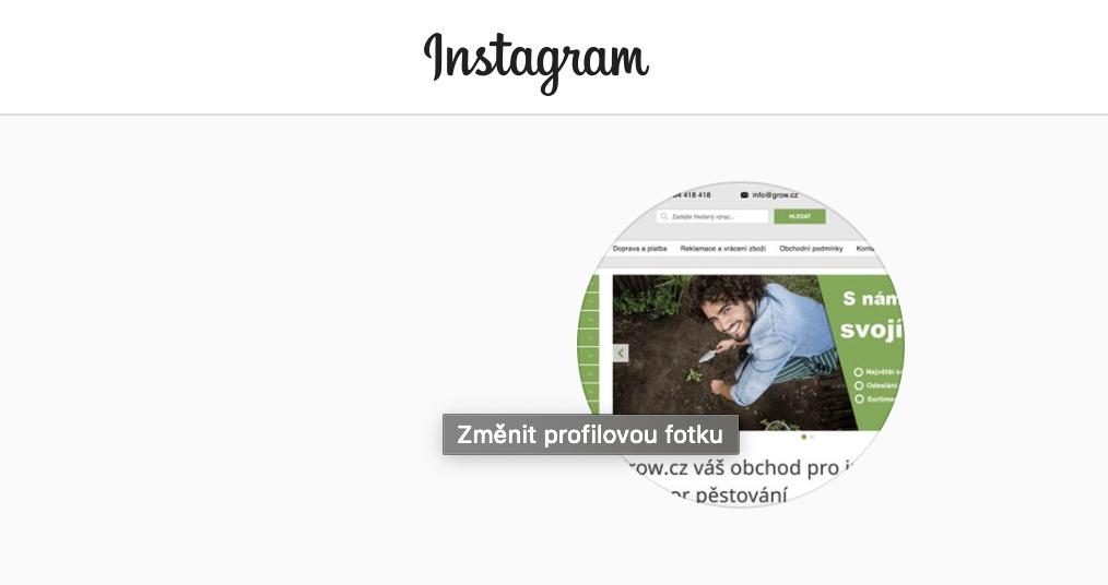 Jsme na Instagramu