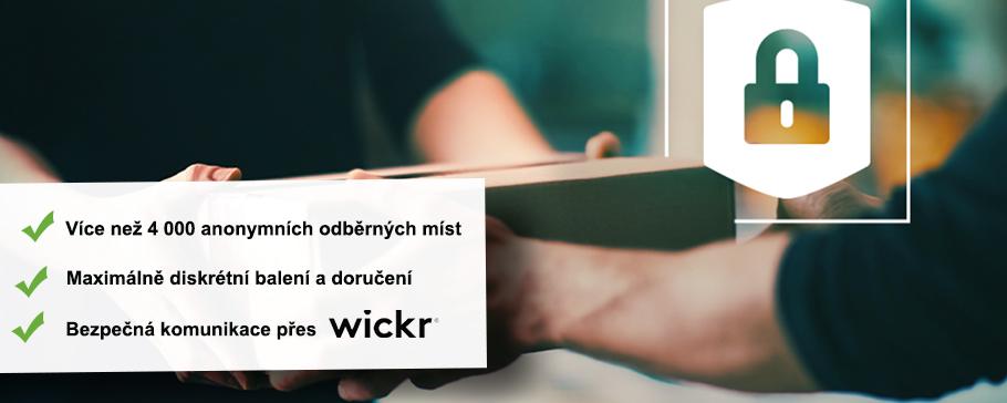 Bezpečná komunikace přes wickr na grow.cz