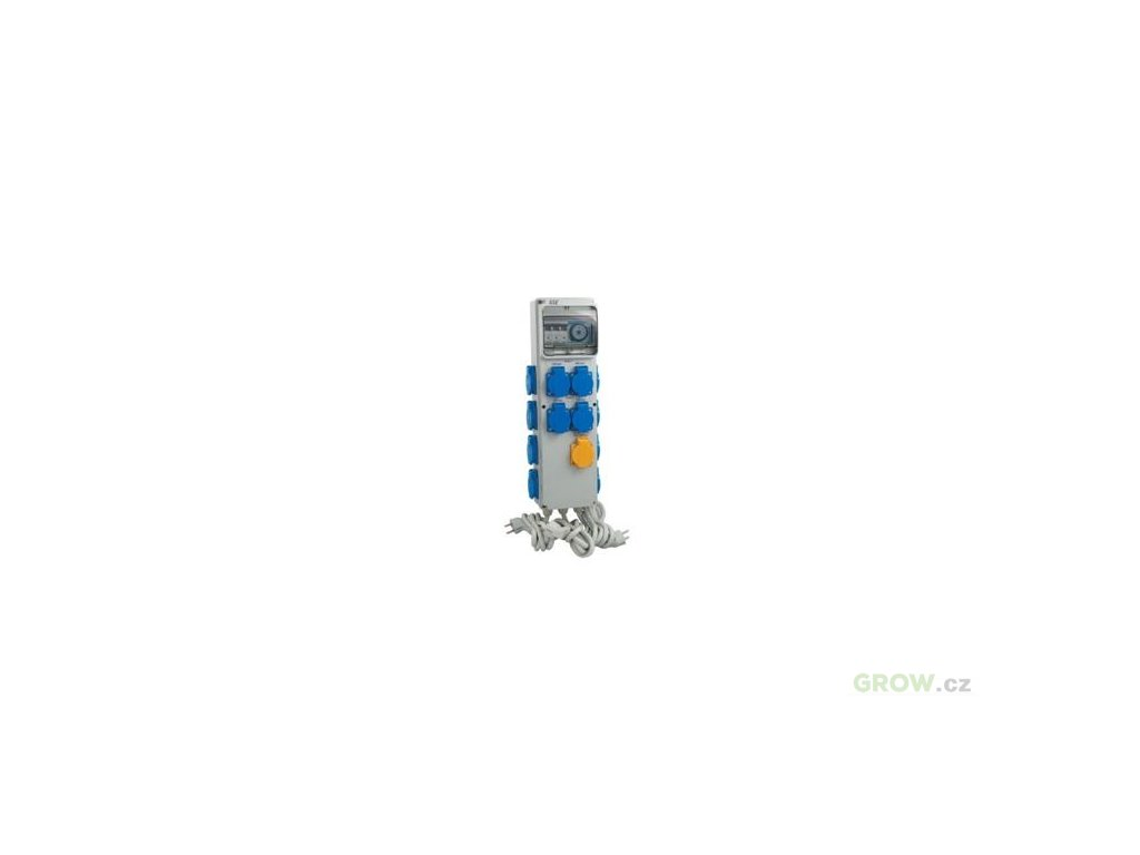 160461 gse general system engineering gse timer box iii 12x600w topeni 2400w 230v