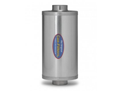 162381 2 tlumic hluku can filters 125mm silencer 45cm