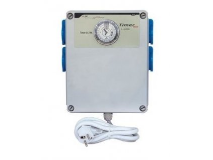 169086 gse general system engineering gse timer box ii 4x600w 230v