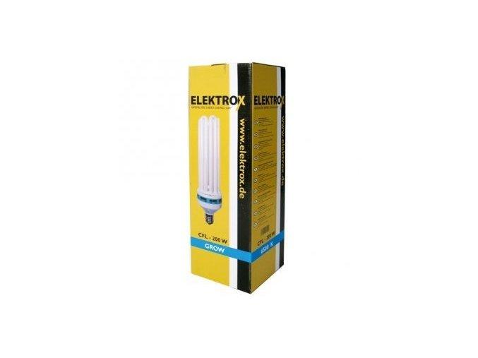160893 1 usporna lampa elektrox 200w 6400k rustove spektrum s integrovanym predradnikem