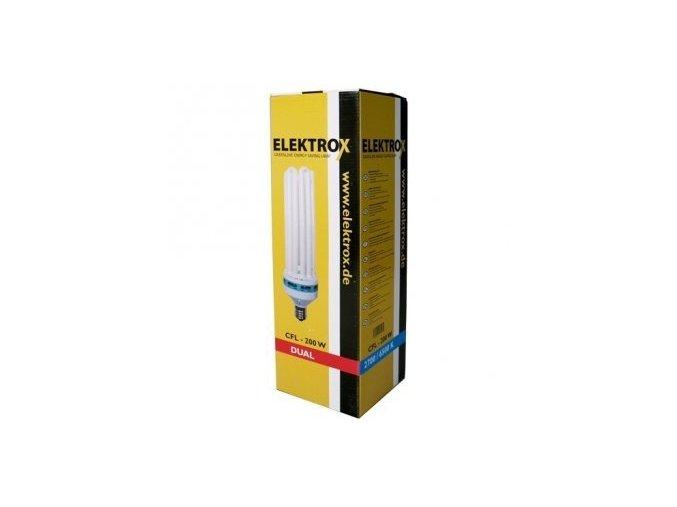 160896 usporna lampa elektrox 200w kombinovane spektrum s integrovanym predradnikem